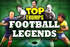 Top Trumps — Football Legends